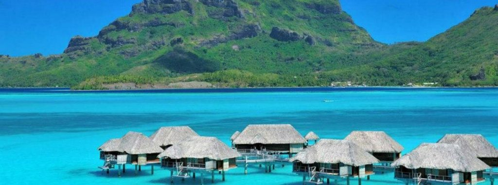 Bora Bora Travel design nozze