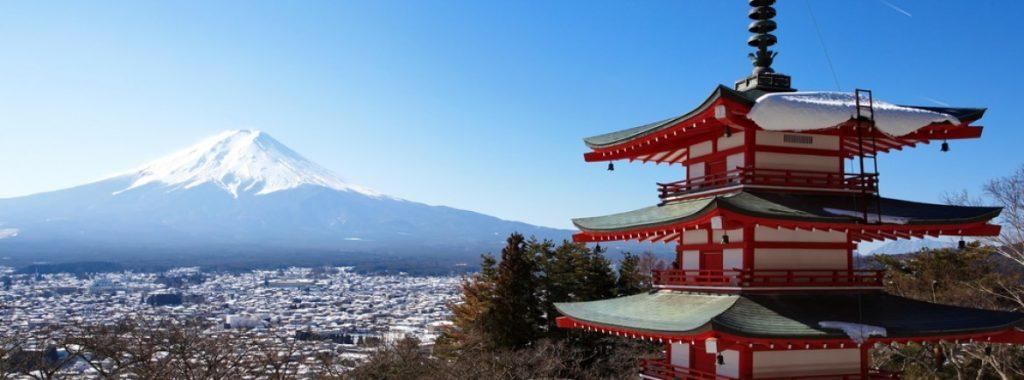 Monte Fuji travel design nozze